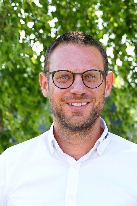 Geschäftsführer Markus Wolf  | Foto: Gerold Zink