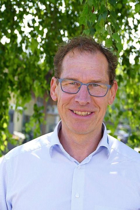 Geschäftsführer  Christian Gutmann  | Foto: Gerold Zink