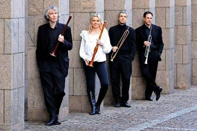Mit historischer Blasmusik endet das Parkdeck-Festival in Weil am Rhein