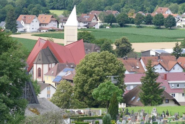 Gutach im Breisgau ist das uralte Herz des Elztals