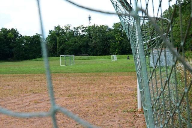 Die Sportvereinigung Märkt-Eimeldingen hat keine Fußballmannschaft mehr