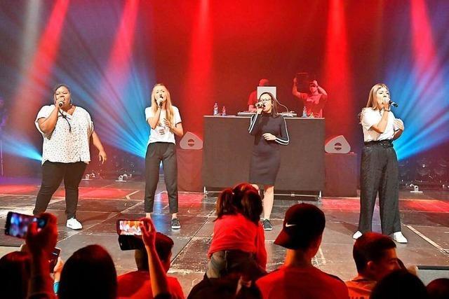 In Saint-Louis gibt es einen trinationalen Wettbewerb für junge Musiker