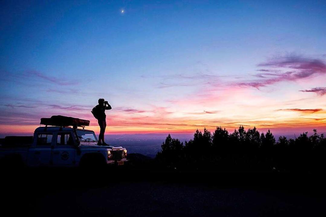 Die Schönheit der heimischen Natur sch...rde der Schwarzwald als Thema gewählt.  | Foto: Simon Straetker