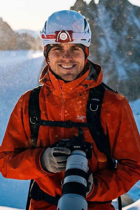 Jurymitglied, Fotograf und Filmemacher Simon Straetker aus Löffingen.  | Foto: Simon Straetker