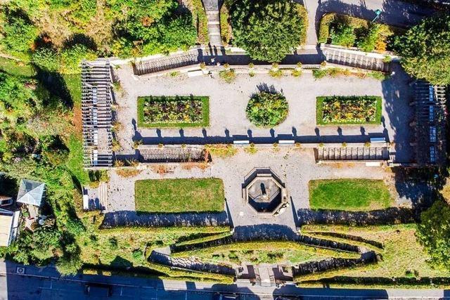 Rückschlag für die geplante Sanierung des historischen Sanagartens