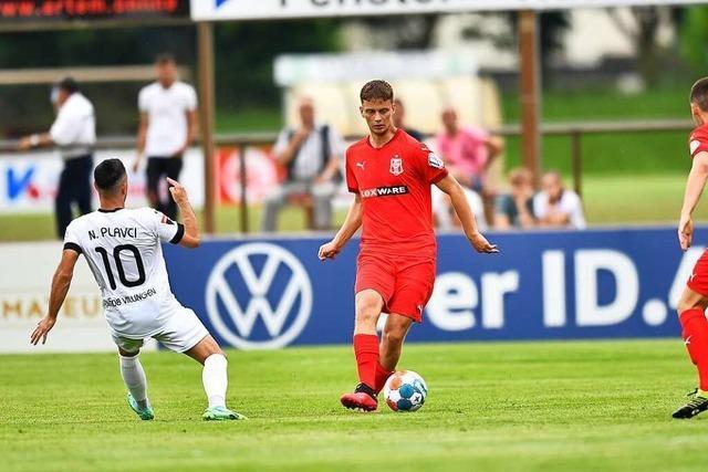 Der Freiburger FC holt in Bruchsal einen Punkt nach 0:2-Rückstand