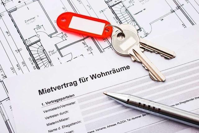 Hunderte Mieter erhalten Kündigung in Schweizer Rheinfelden
