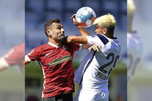 SC gewinnt Test gegen FC Zürich