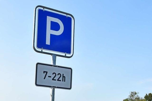 Nachtparkverbot auf dem Batzenberg verhindert Camper-Übernachtungen