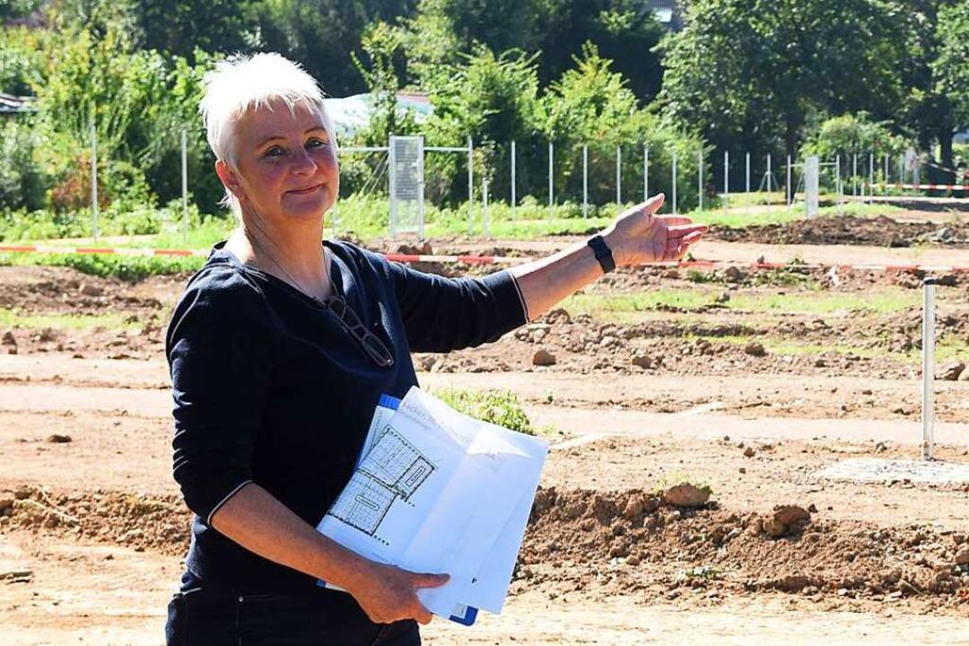Das neue Konzept findet Jutta Herrmann-Burkart durchaus zukunftsweisend.  | Foto: Rita Eggstein