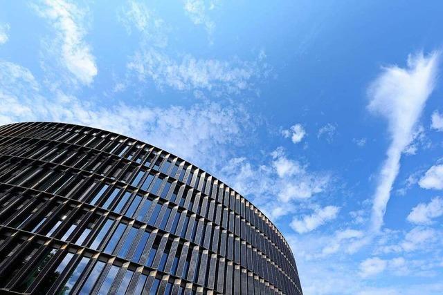 Ums Rathaus im Freiburger Stadtteil Stühlinger ist ein klimaneutraler Campus geplant
