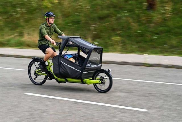 Das E-Bike ist auf der Eurobike-Messe der Renner