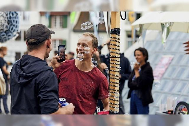 Basler Jugendkulturfestival mit Programm an vier Orten