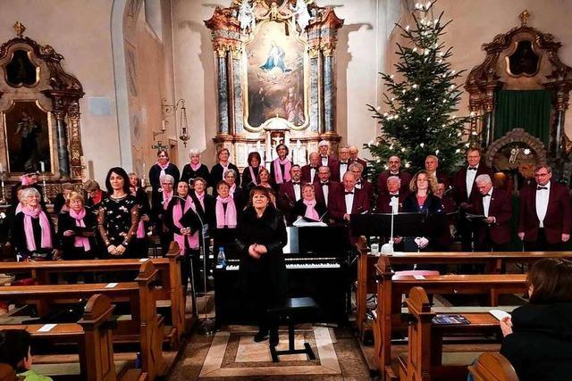 Für den Freiburger Chor Zäringia kommt nach 137 Jahren das Aus