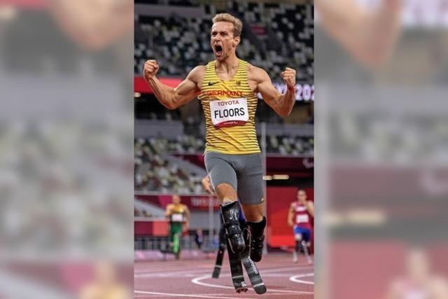 Schnellster Mann ohne Beine