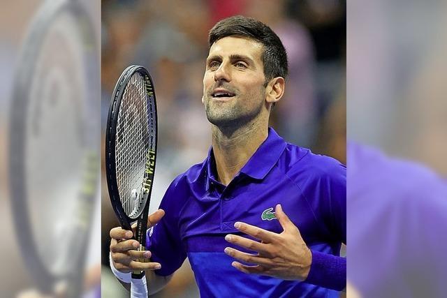 Auf dem Weg zum Grand Slam