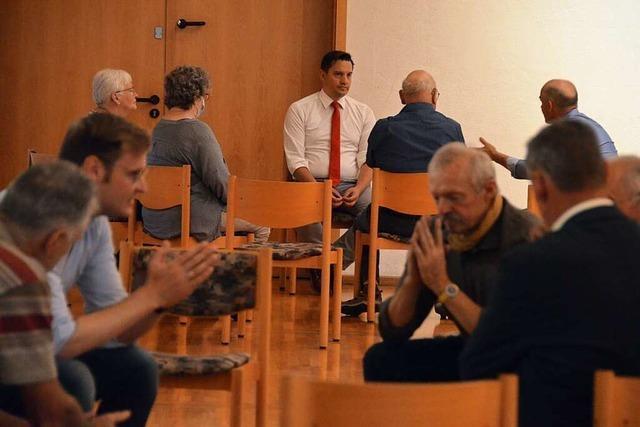 Wie war's beim...Bauern-Talk mit Bundestagskandidaten?