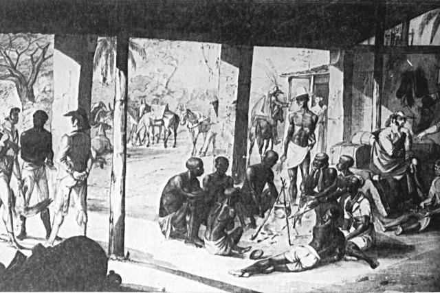 Das Experiment Mandioca scheitert, Langsdorff entlässt die Ortenauer Kolonisten
