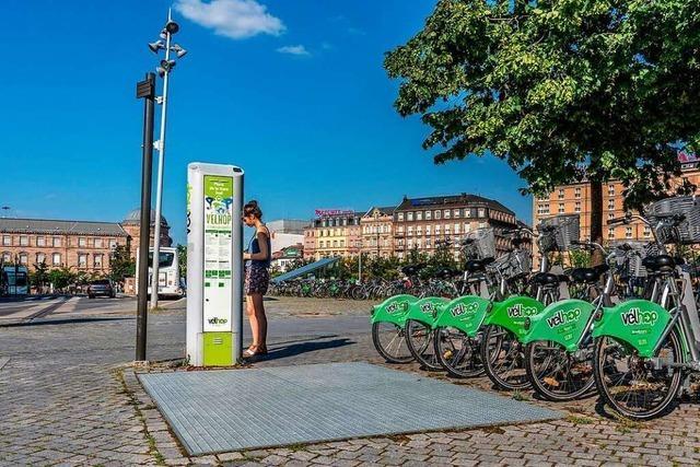 Touristen sind mit Straßburger Radverleih nicht zufrieden