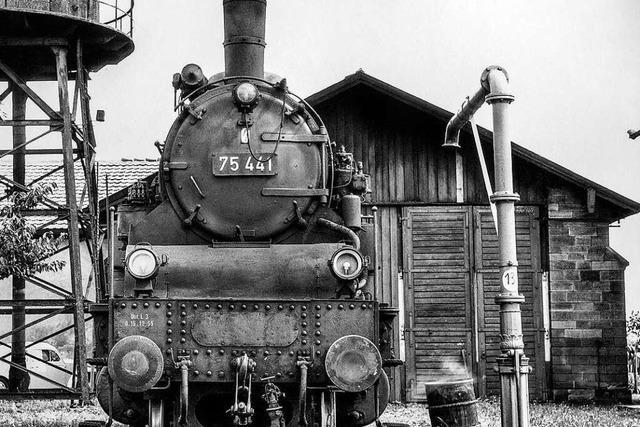 Vor 150 Jahren wurde die Bahnlinie von Freiburg nach Breisach eingeweiht