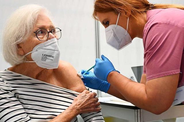 Dringende Appelle zu mehr Corona-Impfungen für den Herbst