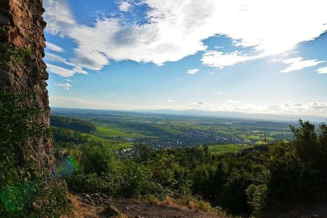 Diese Tour auf dem Freiburger Schönberg belohnt mit erhabener Aussicht