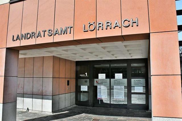 Cornelia Wülbeck ist neue Dezernentin im Landratsamt Lörrach