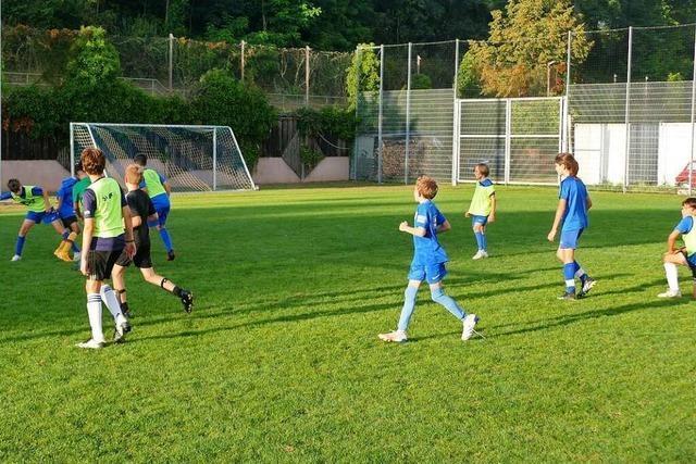 Weil am Rheins Fußballer hoffen auf Normalität nach den Ferien