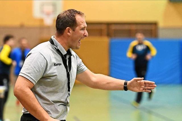 HSG Freiburg streben mit Neu-Coach Igor Bojic den Wiederaufstieg an