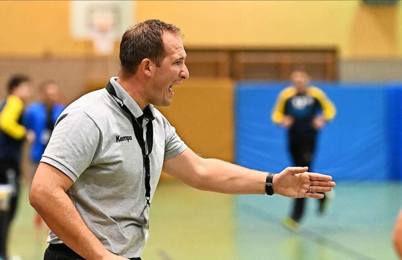 HSG-Trainer Igor Bojic will neue Impulse setzen, die sein Team weiterbringen.   | Foto: Achim Keller