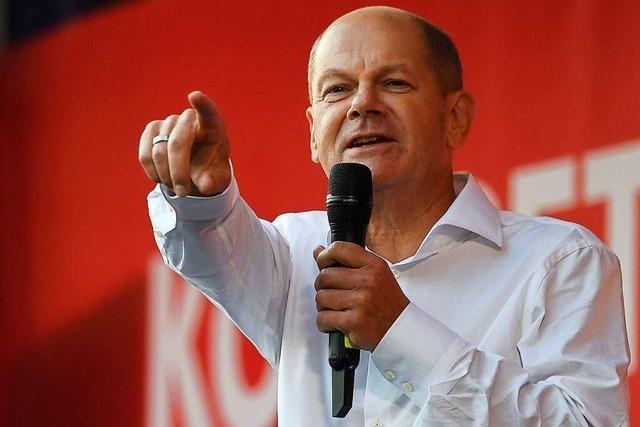SPD baut Umfrage-Vorsprung vor Union aus