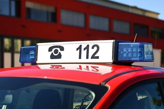 Betrunkener Student vergisst in Friedrichshafen Pizza im Ofen