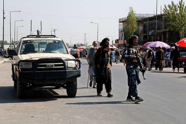 US-Generalstabschef: Bürgerkrieg in Afghanistan ist wahrscheinlich