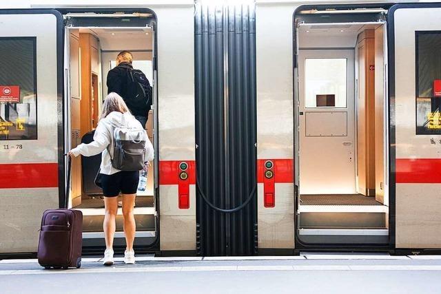Nur jeder dritte Fernzug fährt – Bahnstreik auch am Wochenende