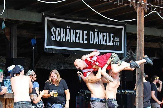 Non-Profit-Konzert im Wiesental wird für Rockfans zum Fest