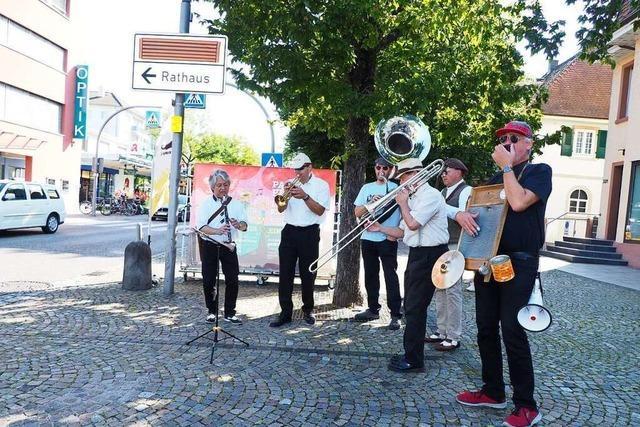 Bands stimmen in Weil am Rhein aufs Parkdeck-Festival ein