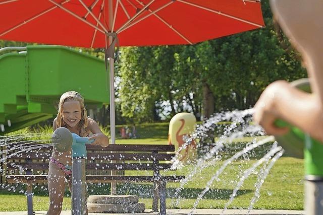 Das Aquarado Bad Krozingen verlängert die Saison bis zum Sonntag, 3. Oktober.