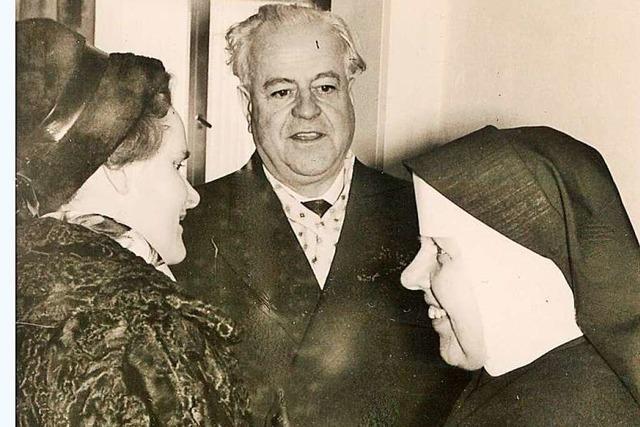 Gengenbacher Ordensschwester waren in Laufenburg gern gesehen