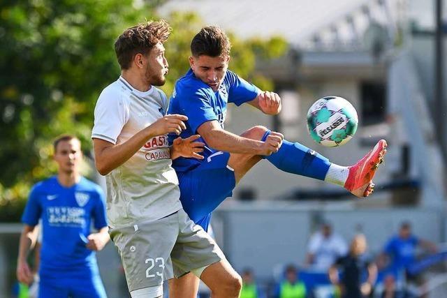 SV Weil verliert emotionale Partie gegen Kuppenheim spät mit 0:1