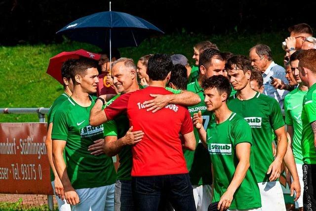 SV Grafenhausen verspielt Sieg in der Nachspielzeit