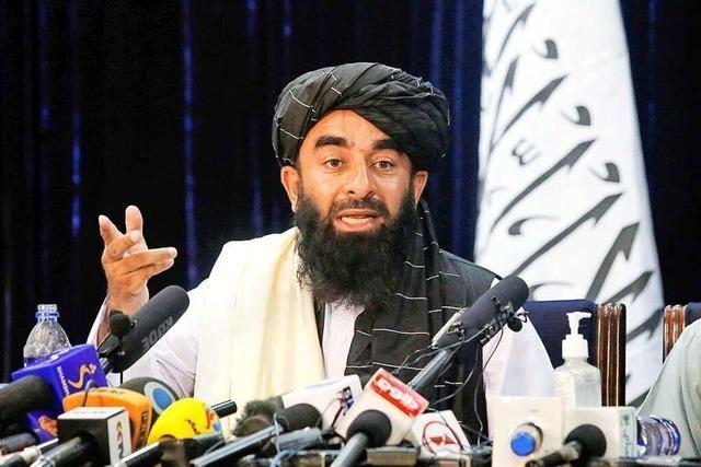 Deutsche Kontakte zu den Taliban sind notwendig