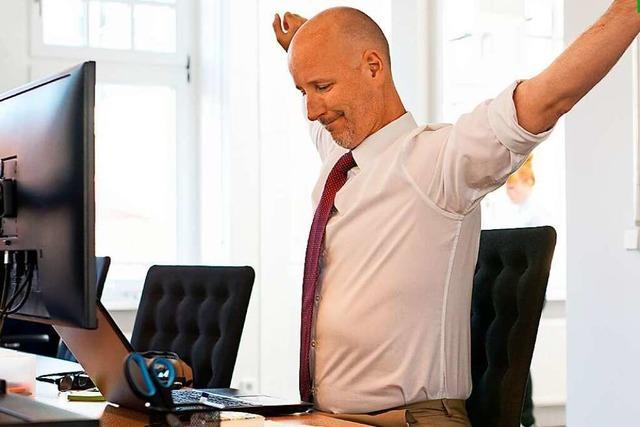 Stärken Sie Ihren Rücken mit einem neuen kostenlosen Kurs der AOK!