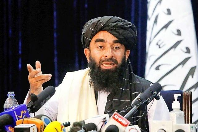 Taliban nehmen Pandschir-Tal nach eigenen Angaben