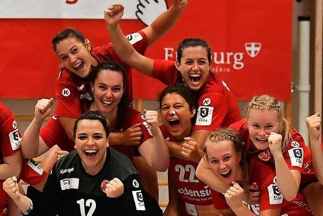 HSG Freiburg benötigt Kraftakt zum ersten Saisonsieg