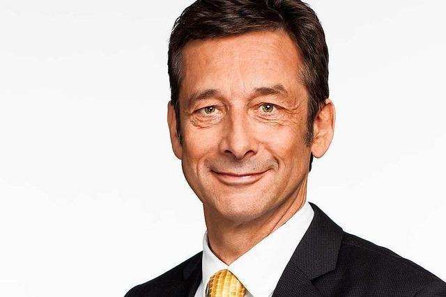 Christoph Hoffmann von der FDP stellt sich dem BZ-Fragenwirbel