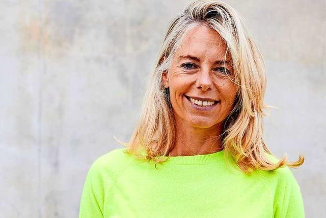Claudia Raffelhüschen von der FDP stellt sich dem BZ-Fragenwirbel