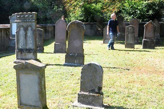 Die jüdischen Mitbewohner haben in Efringen-Kirchen viele Spuren hinterlassen