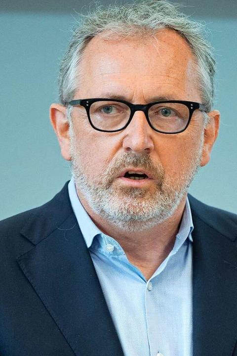 Peter Kurz  | Foto: Bernd Weissbrod