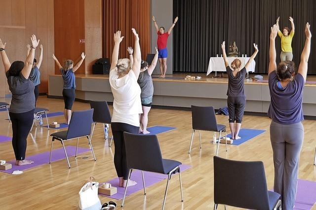 Yoga in der Gemeinschaft