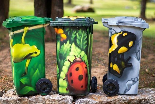 Warum soll man Müll vermeiden?